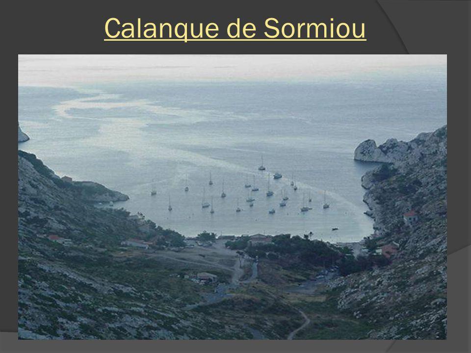 Port de Sormiou