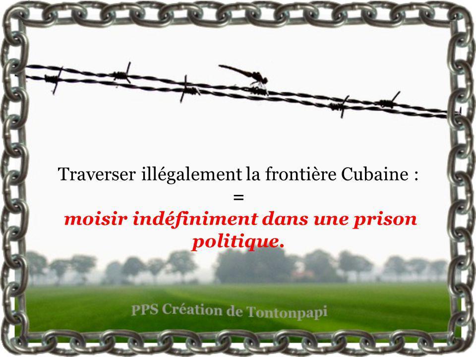 Traverser illégalement la frontière Vénézuélienne : = condamnation comme espion et votre avenir est scellé.