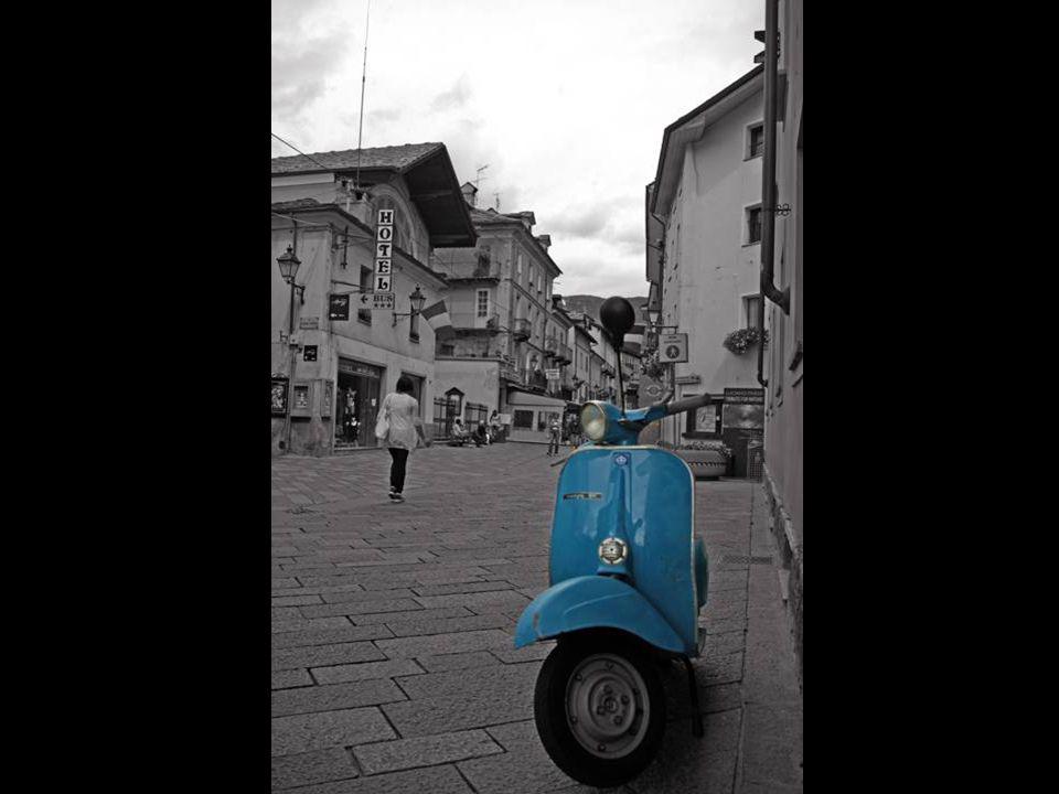 Balade à Aoste ( Italie )