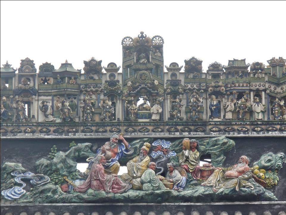 Le Temple des Ancêtres de la famille Chen