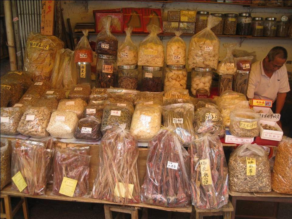 Visite du Marché Qingping, marché de la pharmacopée traditionnelle