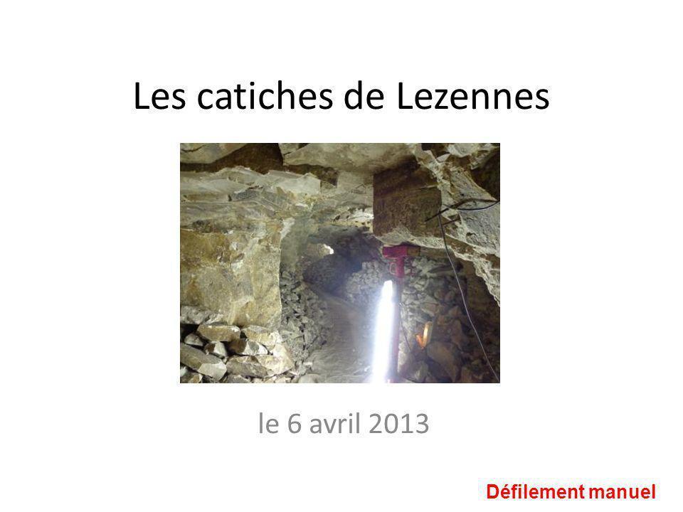 Les catiches de Lezennes le 6 avril 2013 Défilement manuel