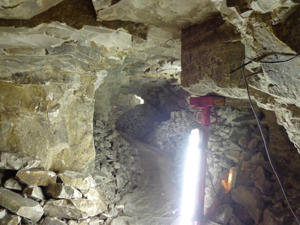La seconde vie des carrières souterraines