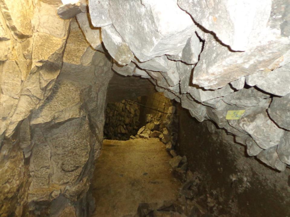Pour Lezennes, 75% des constructions sont au dessus de carrières souterraines …