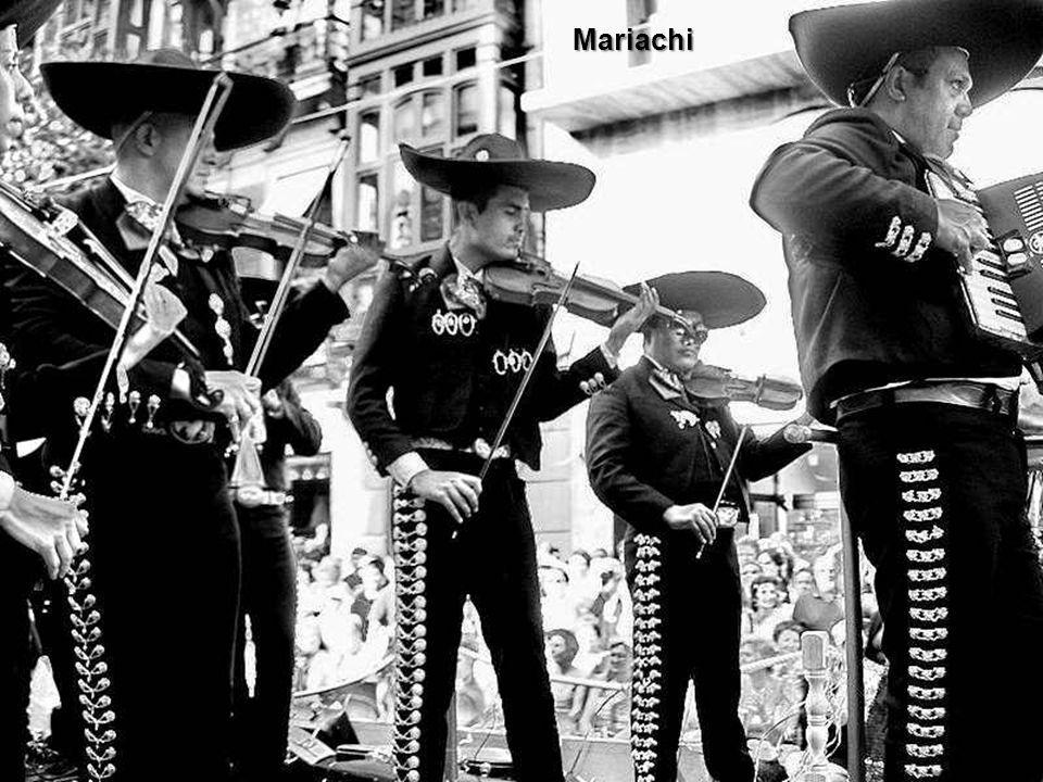 Musique mexicaine.