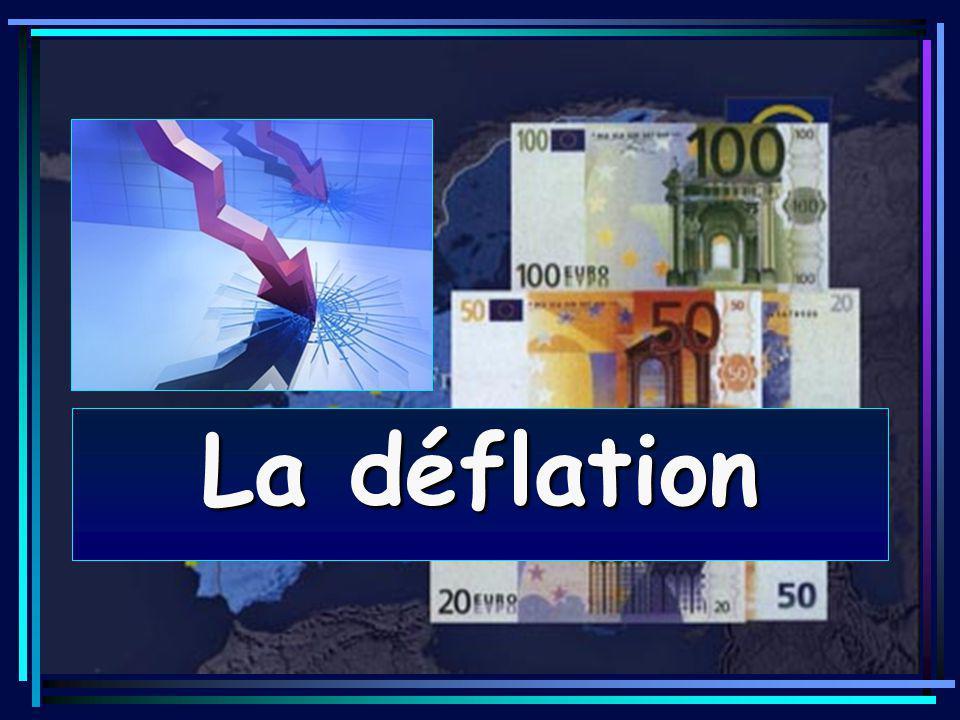 07/06/201415 La déflation