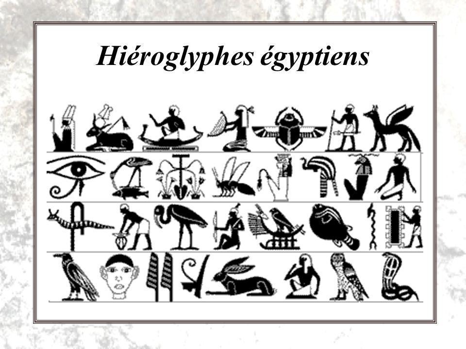 Art Polythéisme Immortalité Gravé sur la pierre Peint sur des papyrus Lhiéroglyphe -3 500 3 100 ans av. J.-C. -3 100 J.-C. 0