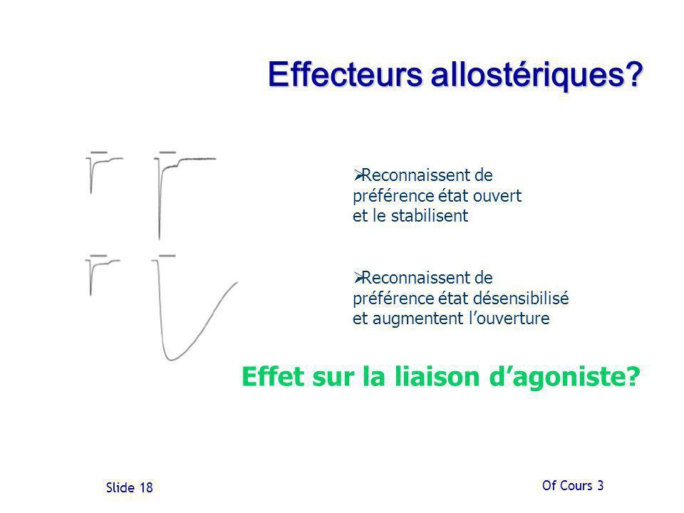 Of Cours 3 Slide 18 Effecteurs allostériques.