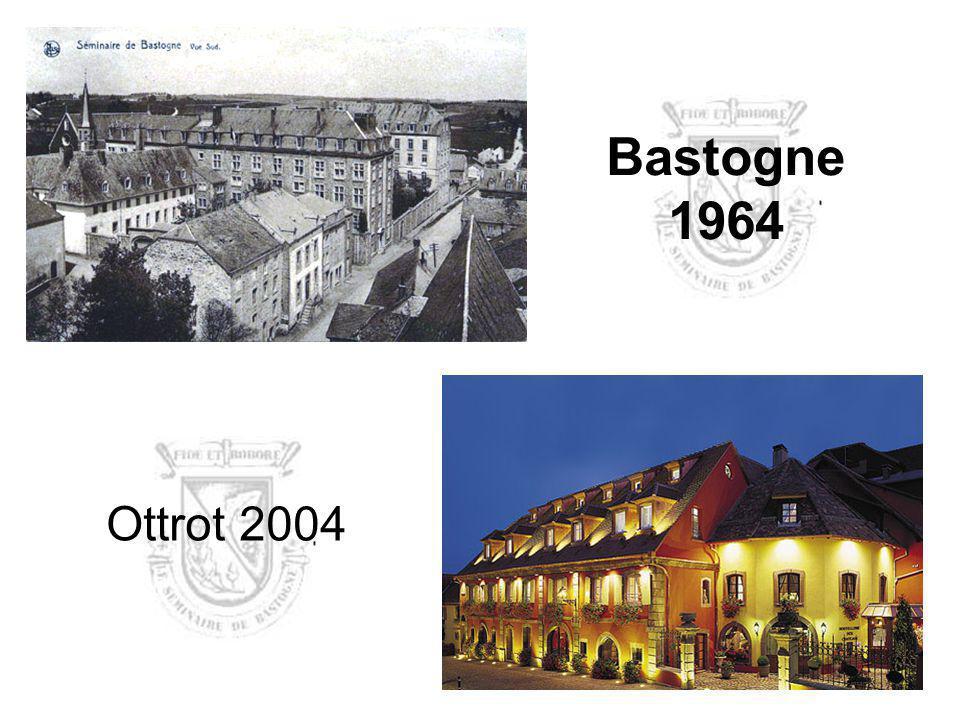 Bastogne 1964 Ottrot 2004