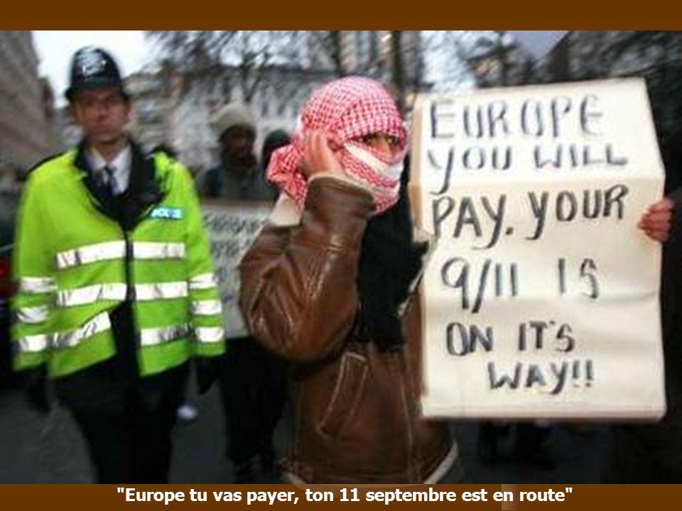Europe, prends les leçons du 11 septembre