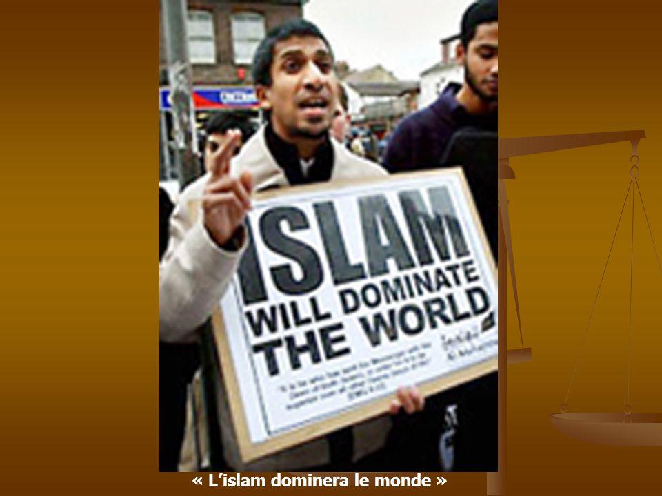L Europe est le cancer, l islam est la réponse Exterminez ceux qui calomnient l islam