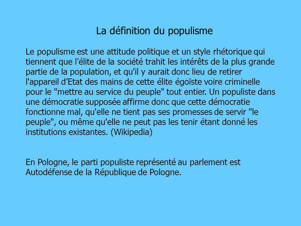 La définition du nationalisme Le « nationalisme » est un terme ambigu quand il n est pas défini.