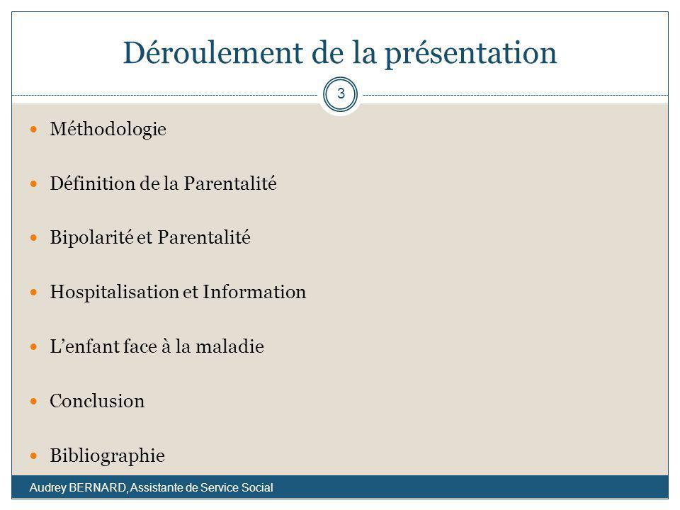 Méthodologie Dans le cadre de ma formation dAssistant de Service Social à lIRTS Poitou-Charentes.