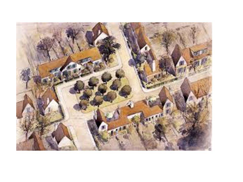 Plan de Heampstead (Nord de Londres) Raymond Unwin