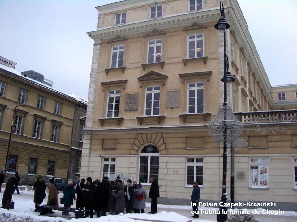 le Palais de la Culture et des Sciences