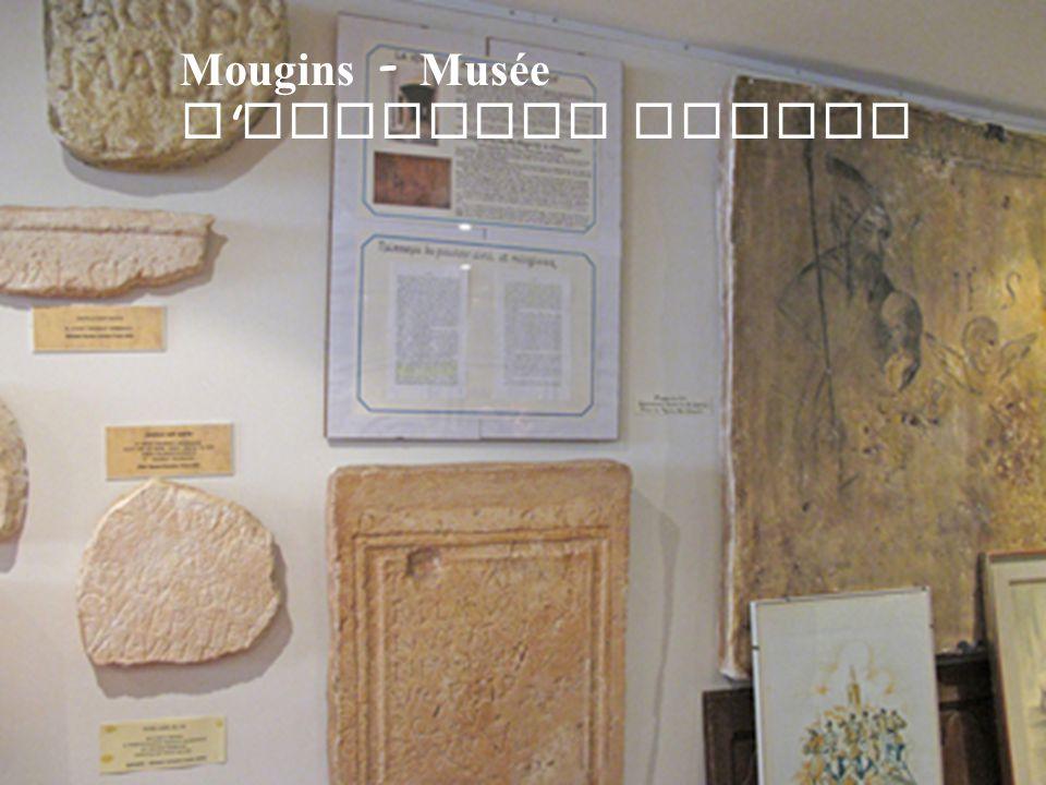 Mougins - Musée d ' Histoire Locale