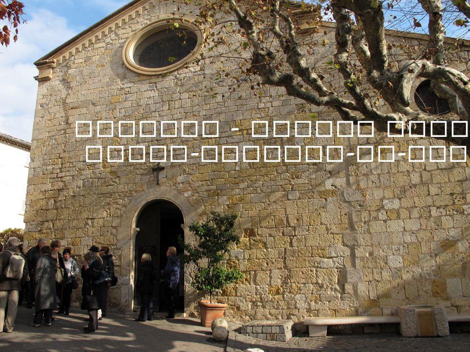 Mougins - Eglise paroissiale Saint - Jacques - le - Majeur