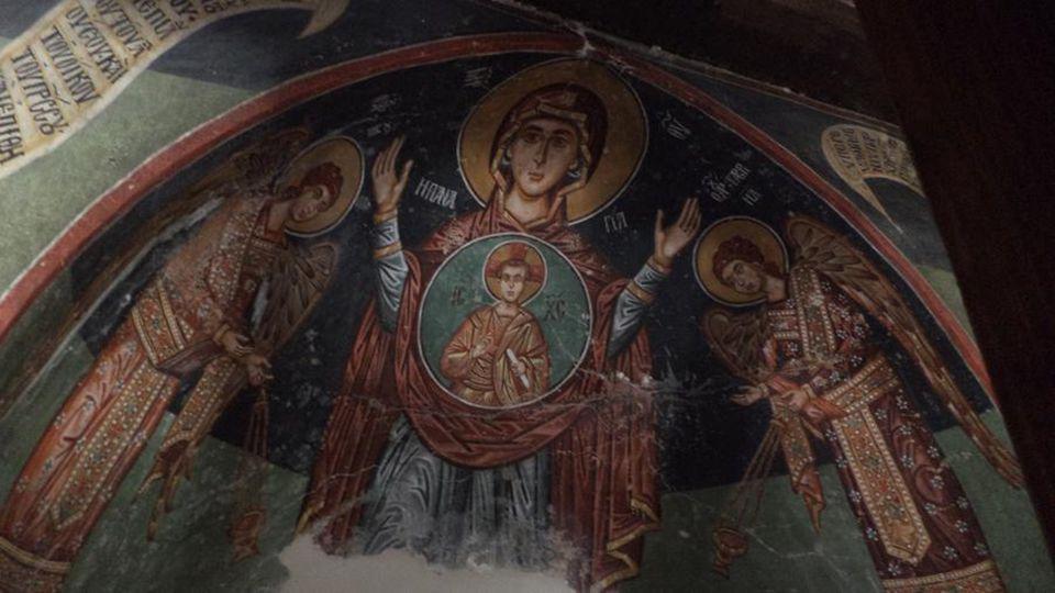léglise de larchange Saint Michel