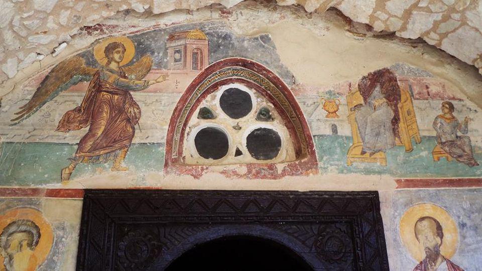 le monastère de Saint Néophyte