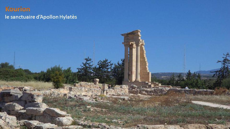 le sanctuaire dApollon Hylatès