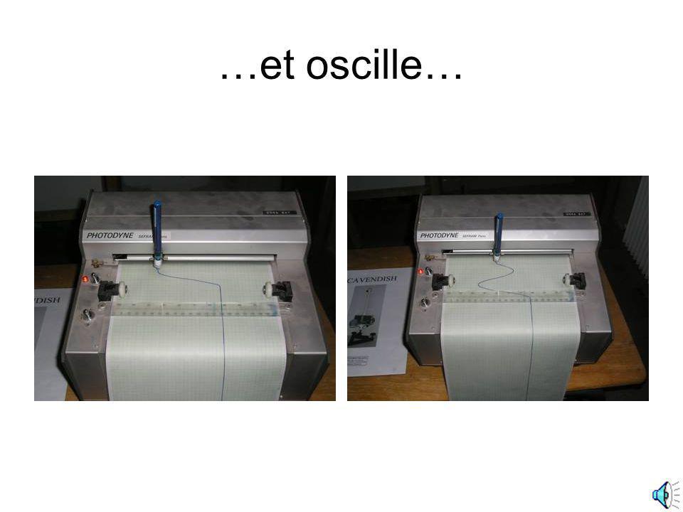 …et oscille…