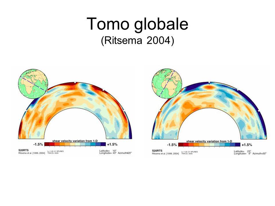 Tomo globale (Ritsema 2004)