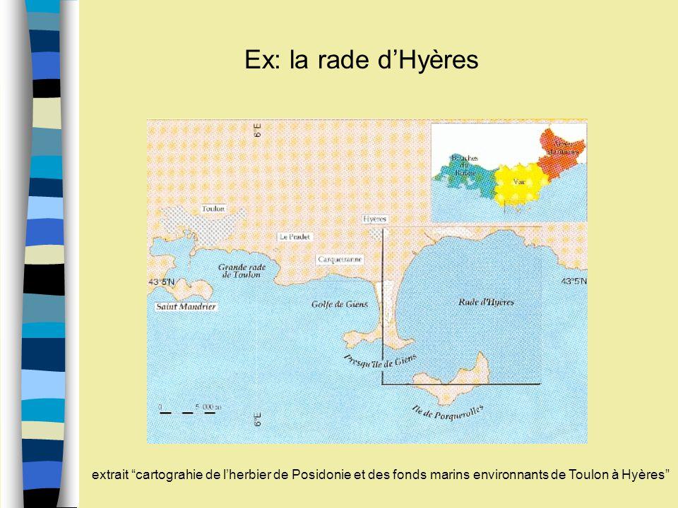 2-sur le plan géographique ã Définir les limites de la zone étudiée en fonction de la nature de laménagement ou de limpact: ã situation géographique (