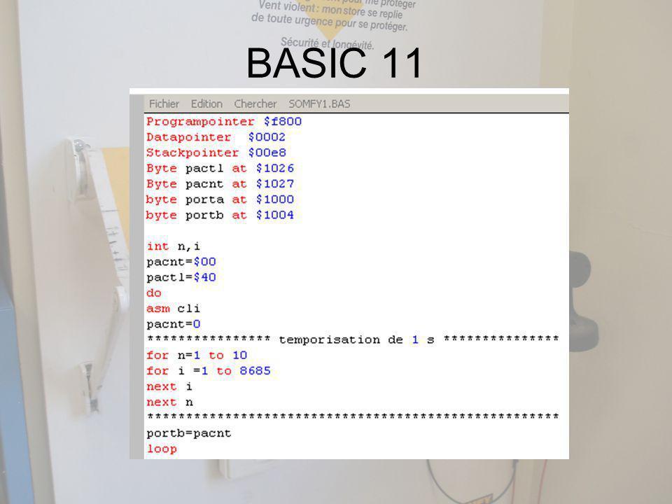 BASIC 11