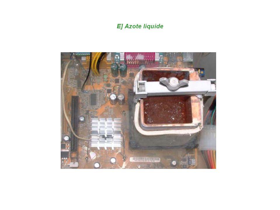 E] Azote liquide
