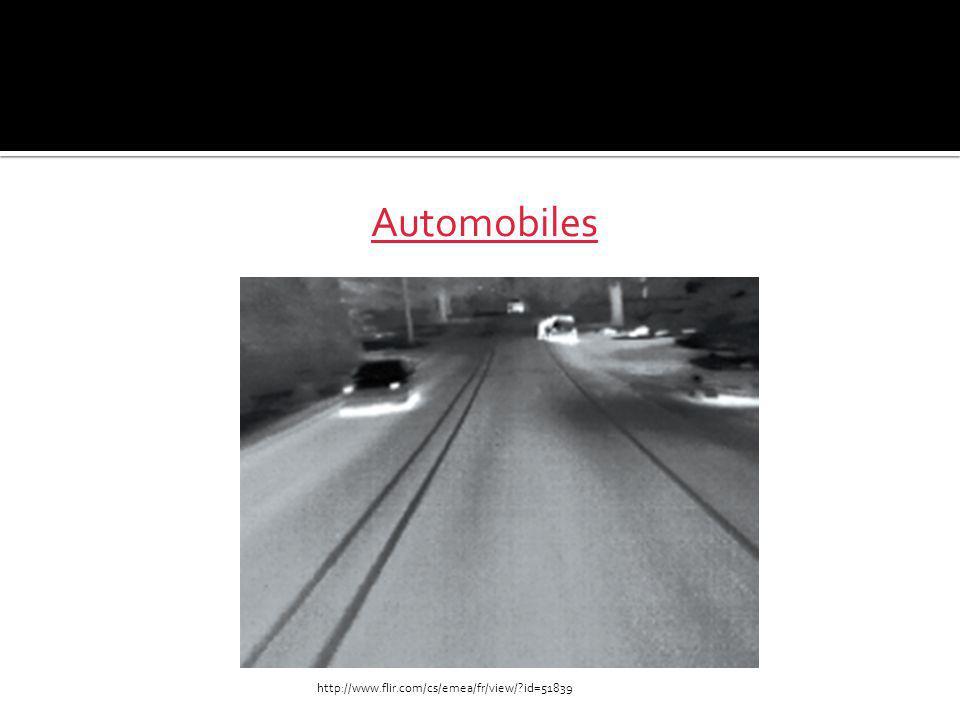 Automobiles http://www.flir.com/cs/emea/fr/view/?id=51839