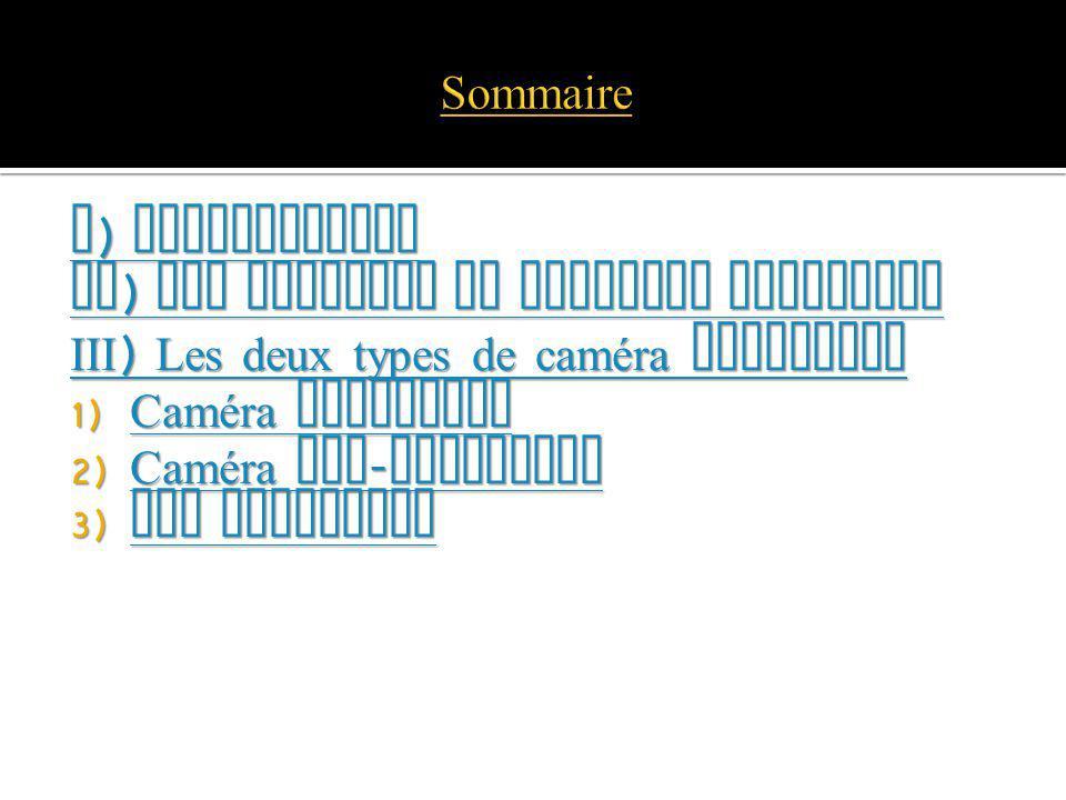 http://www.camera-r-et-d.com/ 1) La caméra thermique refroidi Caméra possédant un système cryogénique.