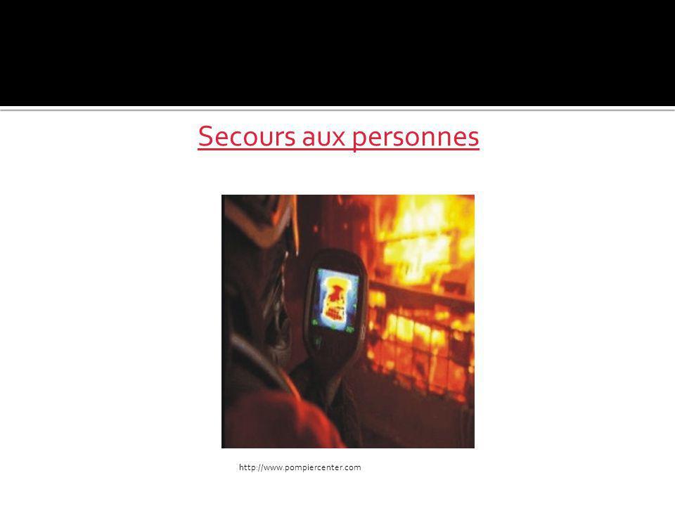 Secours aux personnes http://www.pompiercenter.com