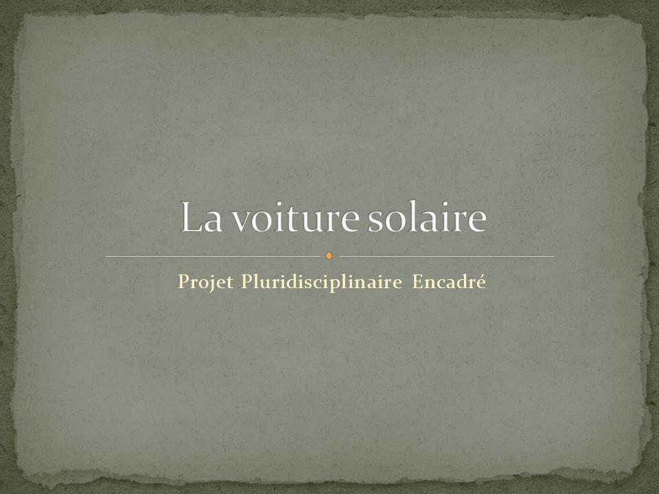 I) Présentation du projet.II) Recherches documentaires.