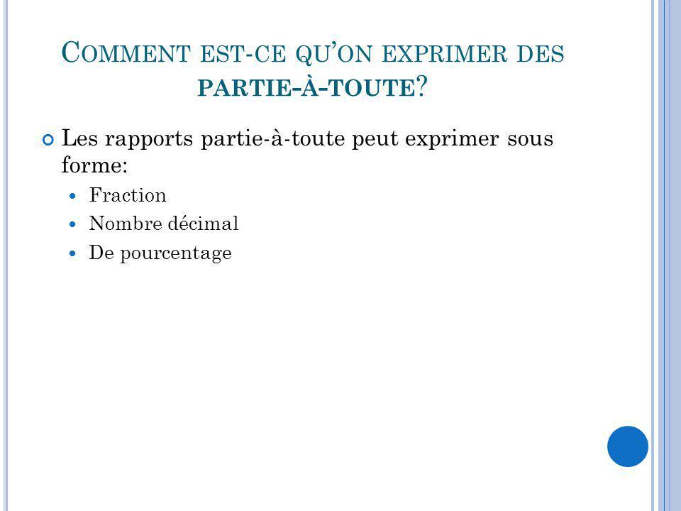 E XEMPLE 2 Faire oralement dans la classe (p. 49)