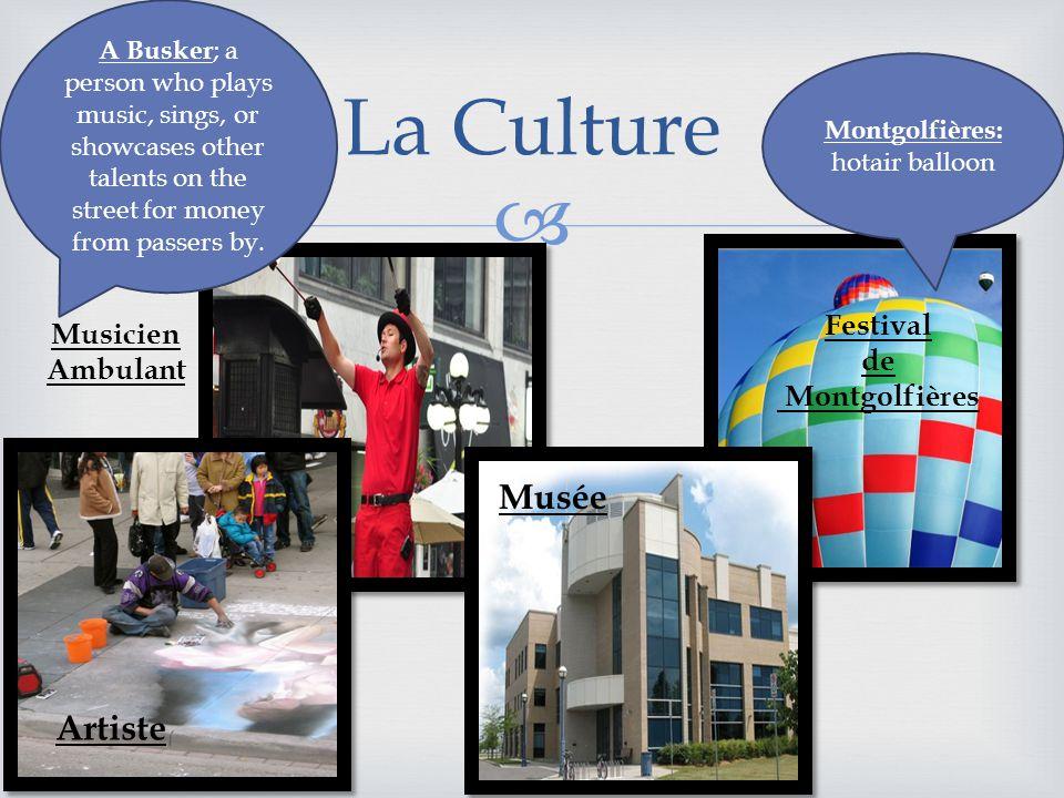 La Culture Festival de Montgolfières Musée Artiste Musicien Ambulant A Busker ; a person who plays music, sings, or showcases other talents on the str