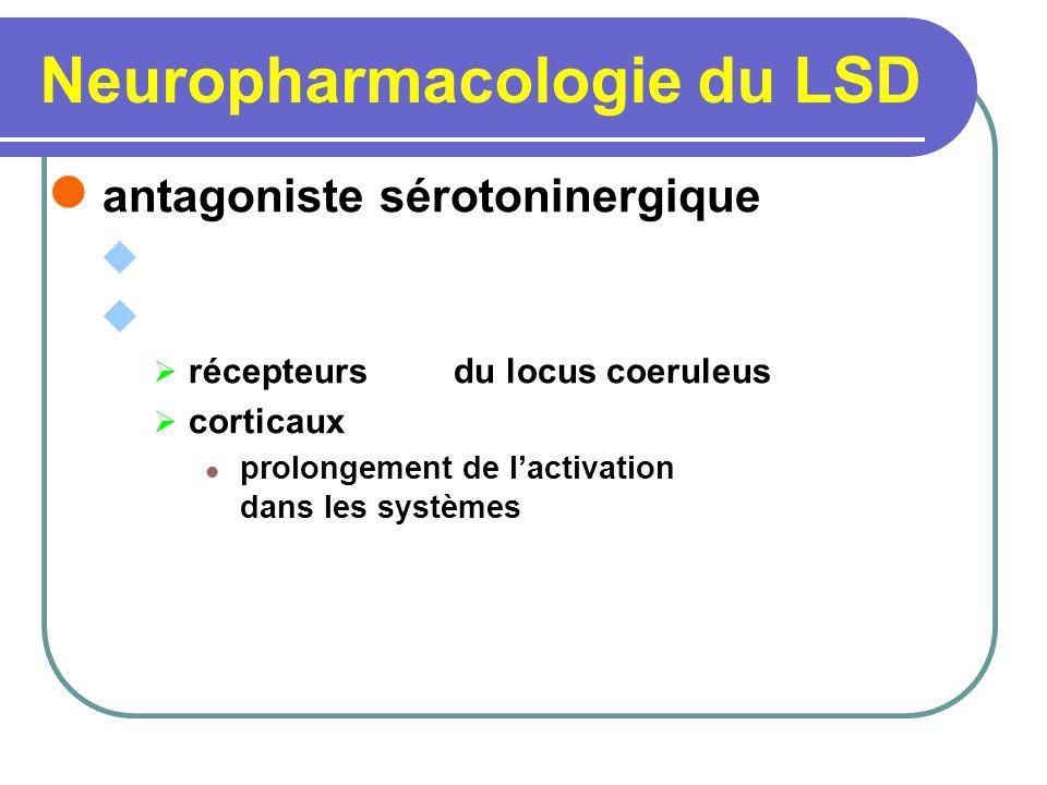 Effets du LSD (1) effets corporels dilatation des pupilles hallucinations patrons géométriques expériences mystiques et extra-corporelles trans-drogues, -causes, -cultures