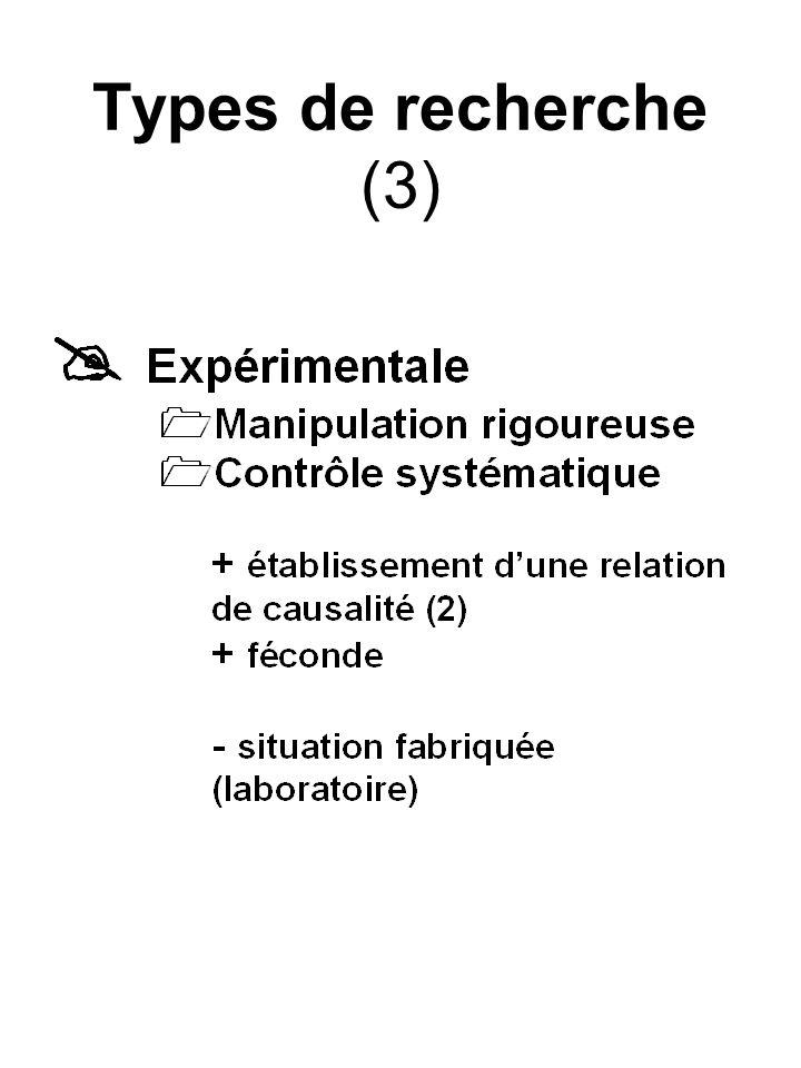 Rappel: Relation de causalité Une relation de causalité = relation dimplication Antécédent suivi dune conséquence Antécedent = Conséquence = Antécédent = Conséquence =