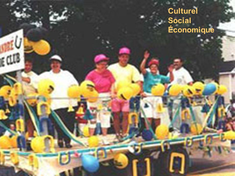 Culturel Économique
