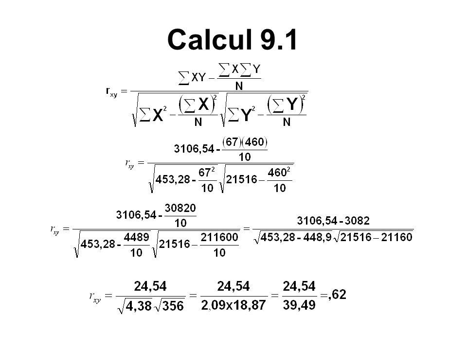 Calcul 9.1