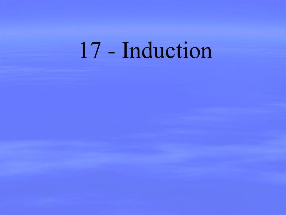 Exercices suggérés 1701, 1702, 1703 et 1705.