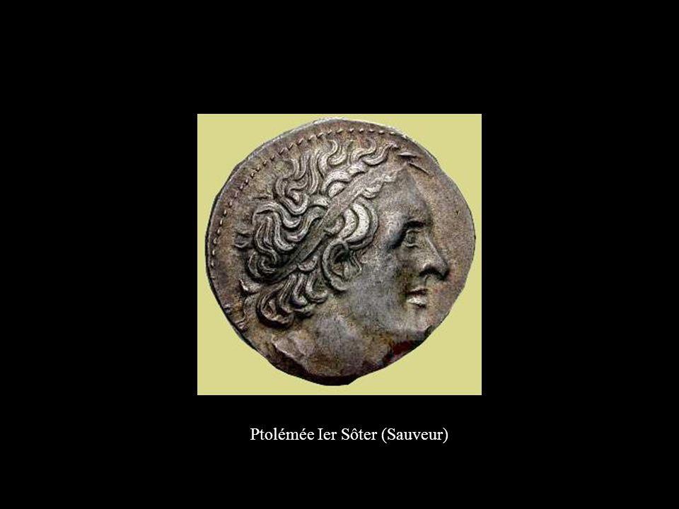 Ptolémée Ier Sôter (Sauveur)
