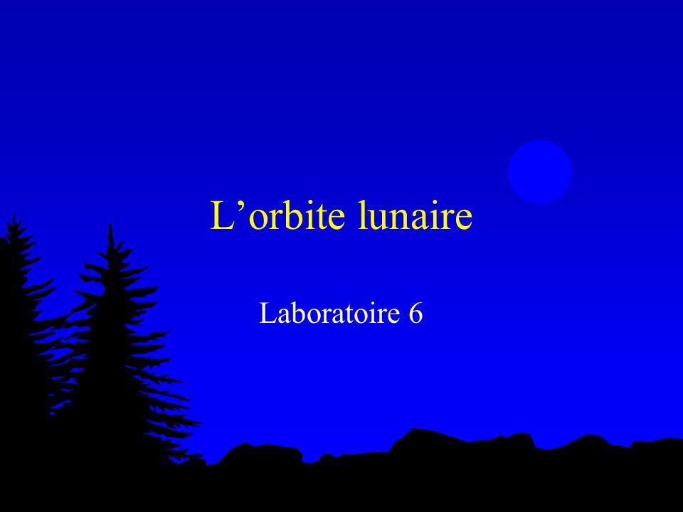 Lorbite lunaire Laboratoire 6