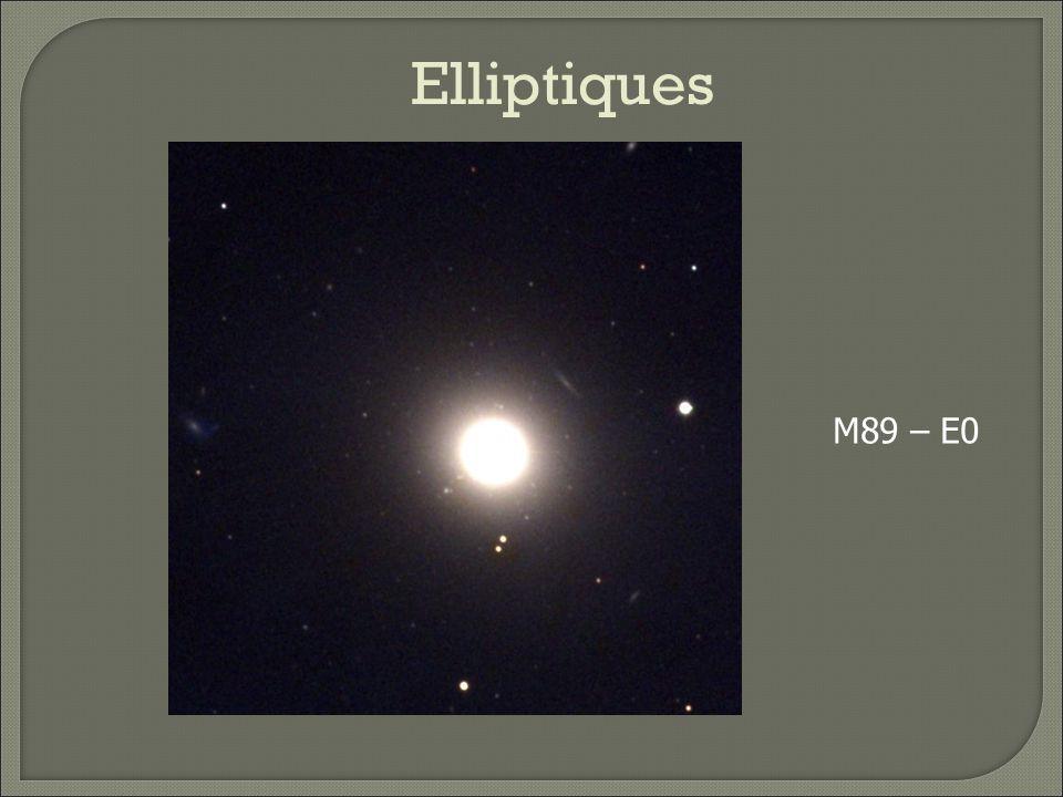 Elliptiques M87E1