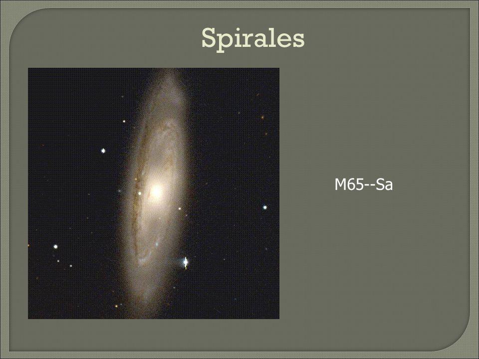 Spirales M104Sa Sombrero