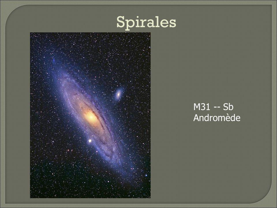 Spirales M33--Sc