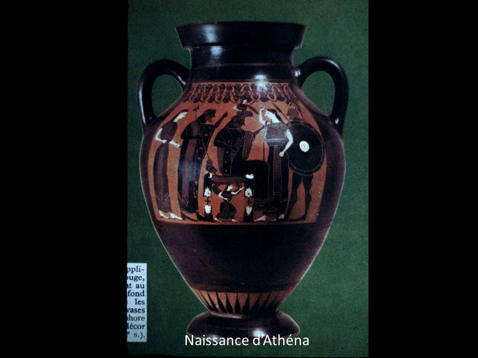 Naissance dAthéna