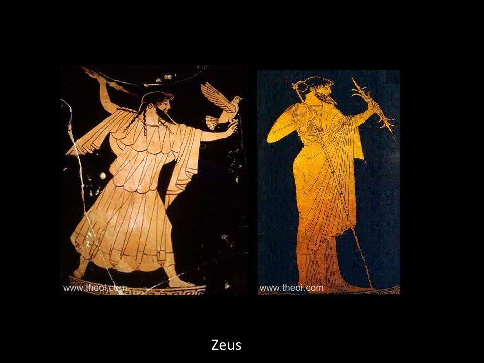 Athéna, Héra et Aphrodite lors du jugement de Pâris