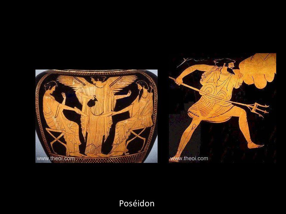 Poséidon et Amphitrite