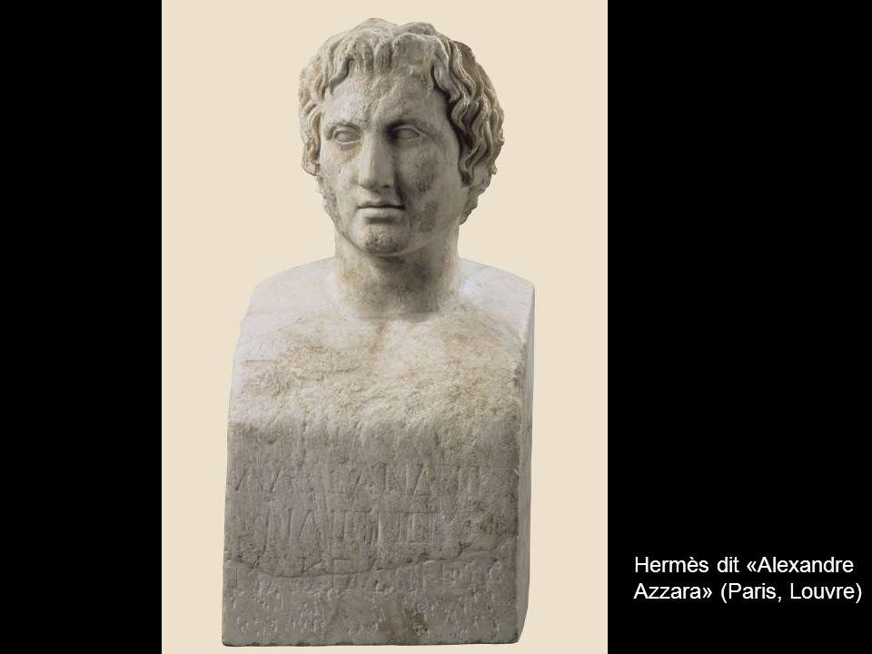 Hermès dit «Alexandre Azzara» (Paris, Louvre)