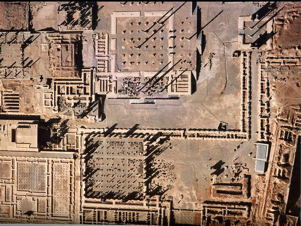 Persépolis, le palais